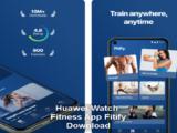 Laden Sie die Fitness App Fitify auf Huawei Watch GT 2 Pro herunter