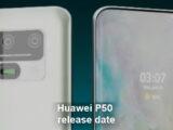 Die Huawei P50-Serie wird am 17. April veröffentlicht