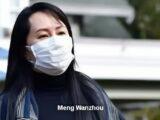 Die Finanzlage des Finanzmanagers von Huawei Technologies, Meng Wanzhou