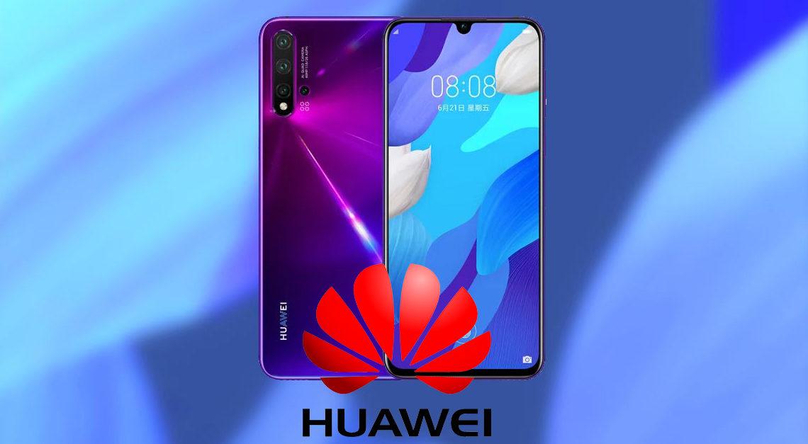 Huawei Nova 5 Series