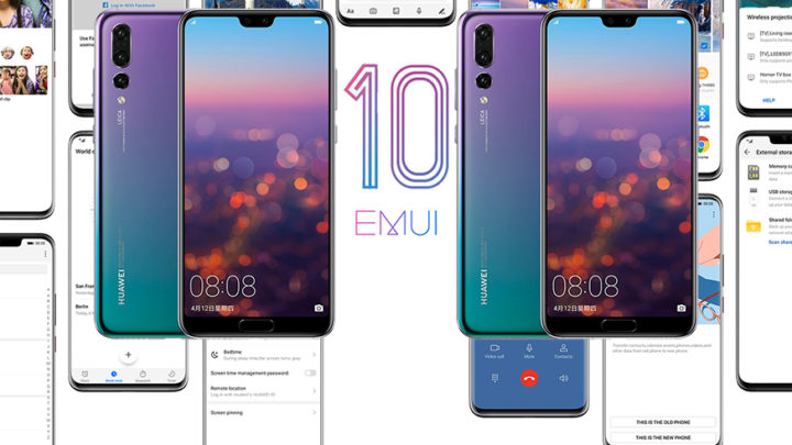 Huawei EMUI 10 Launch Date Announced