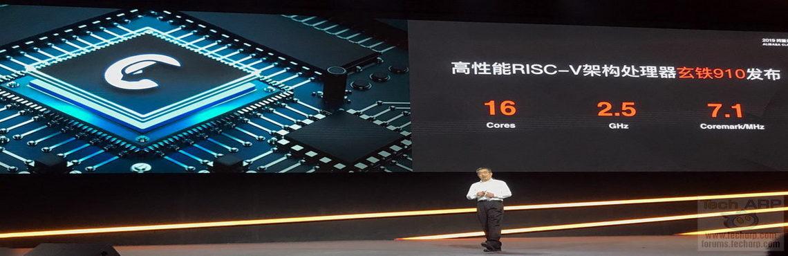 Alibaba Hanguang 800 Processor, Huawei was Competitor