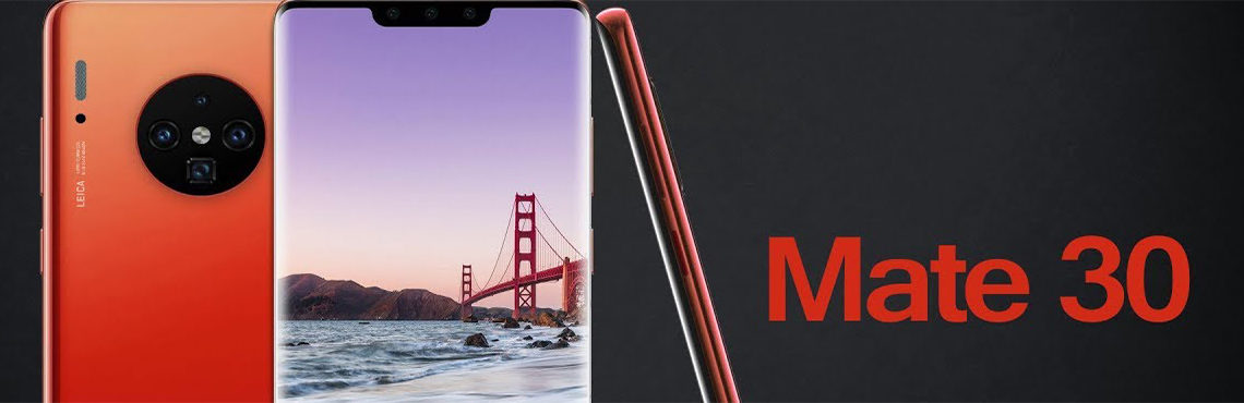 The Huawei Mate 30 Pro Comes in a low-priced Model.