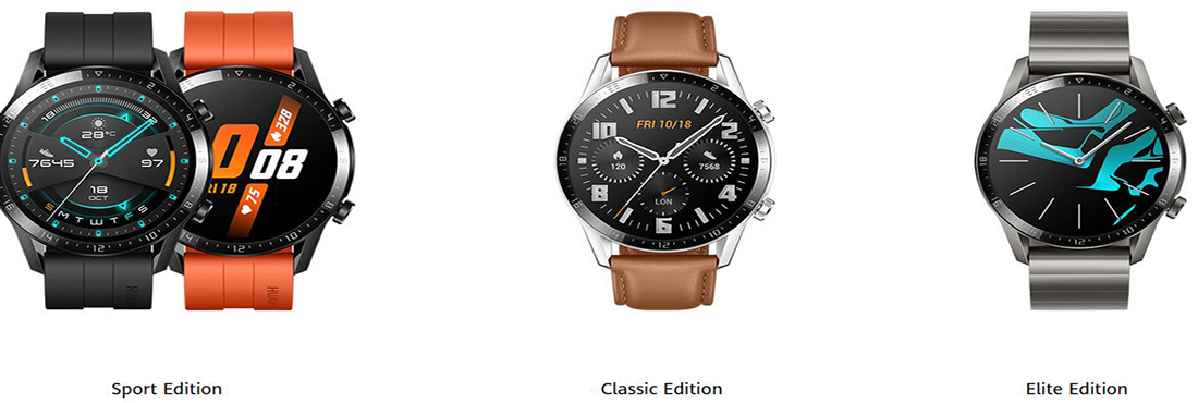 Huawei Watch GT 2, Specs and Price
