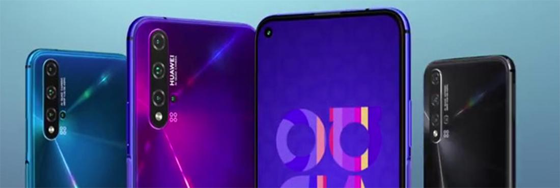 Huawei nova 5t Specifications