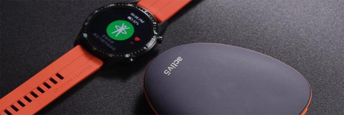 For healthy living, HUAWEI WATCH GT 2 Weekly