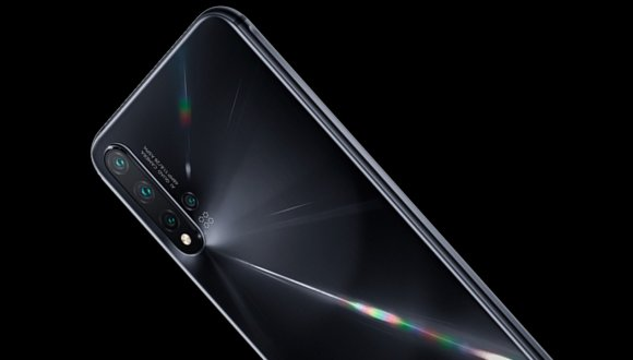 Huawei P Smart 2020 images