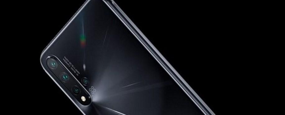 Huawei P Smart 2020 Properties