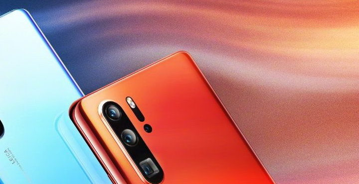 Huawei P30 Series Security Update