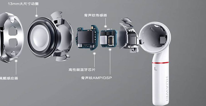Huawei NovaBuds wireless headset