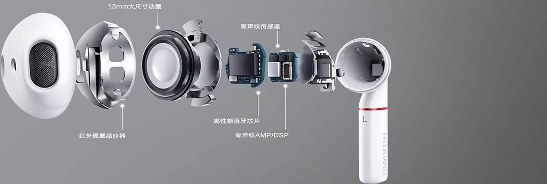 Huawei NovaBuds wireless headset