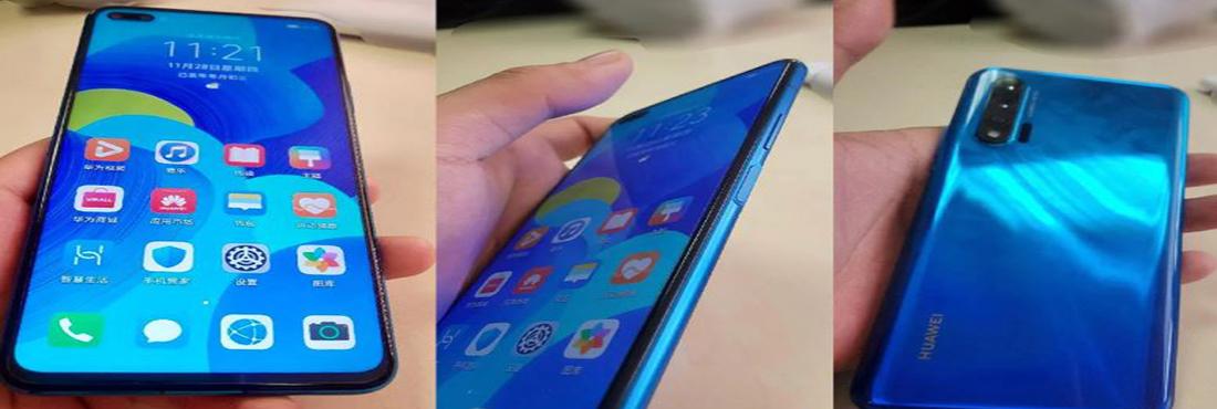 Huawei Nova 6 5G Images