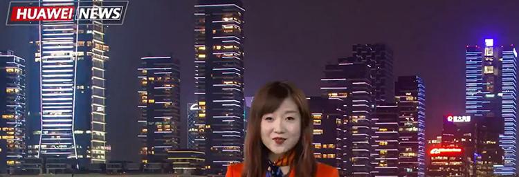 Huawei News program