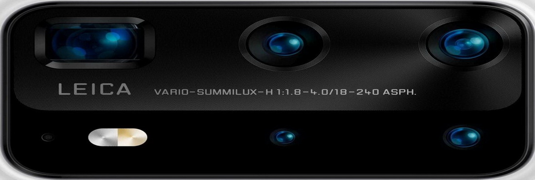 Huawei P40 Pro green color image