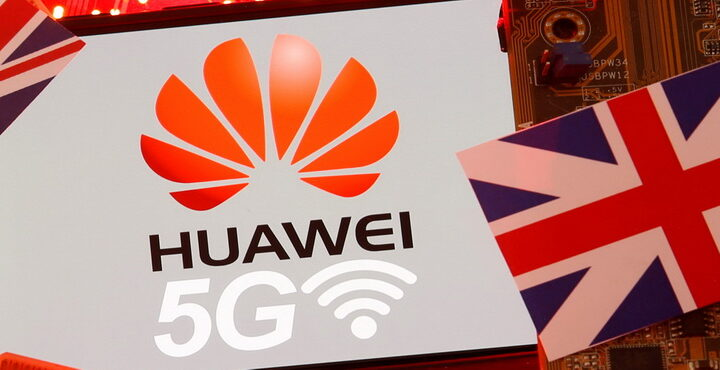 Britain banned Huawei in 5G studies!