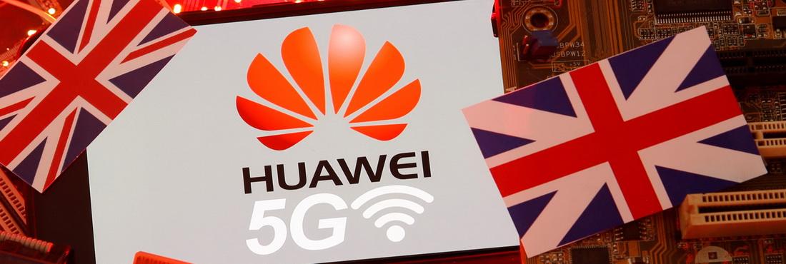 Britain banned Huawei in 5G studies!