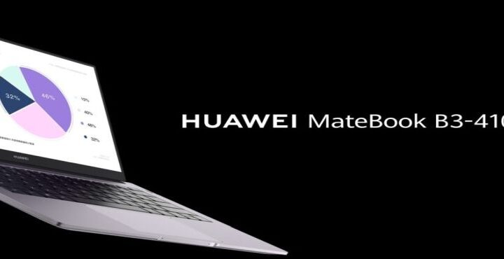 Huawei MateBook B3-410 features and price