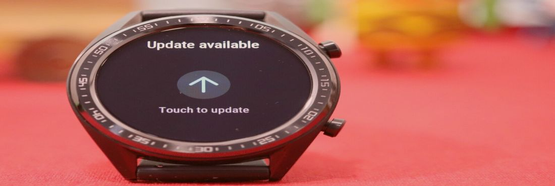 Huawei Watch GT v1.0.12.26 and v1.0.90.26 update