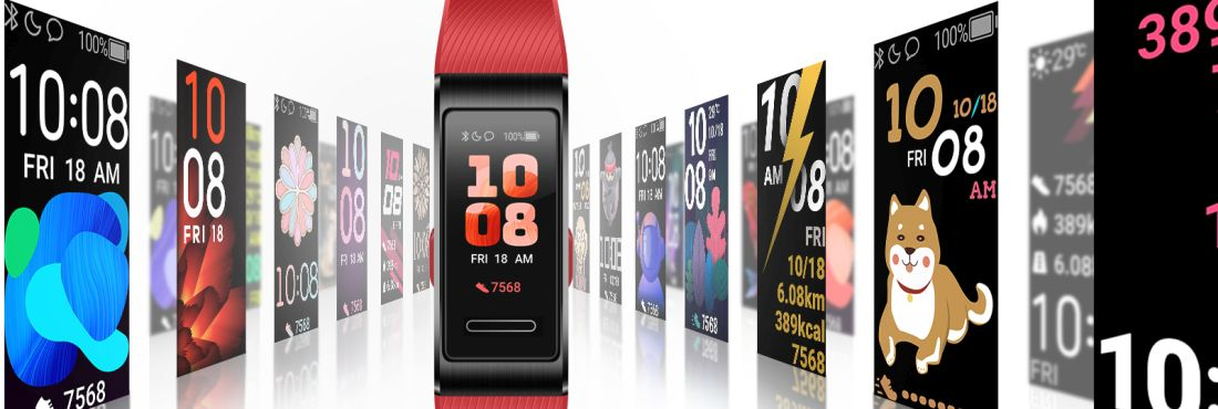 Huawei Band 4 Pro features and price