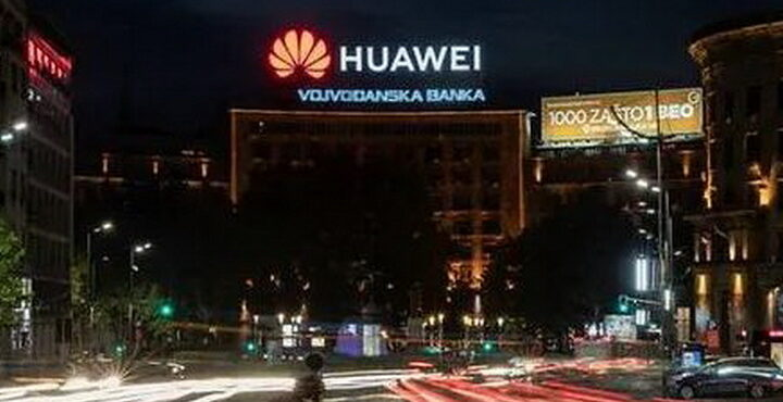 Serbia chooses Huawei to boost economy and telecommunications despite US warnings