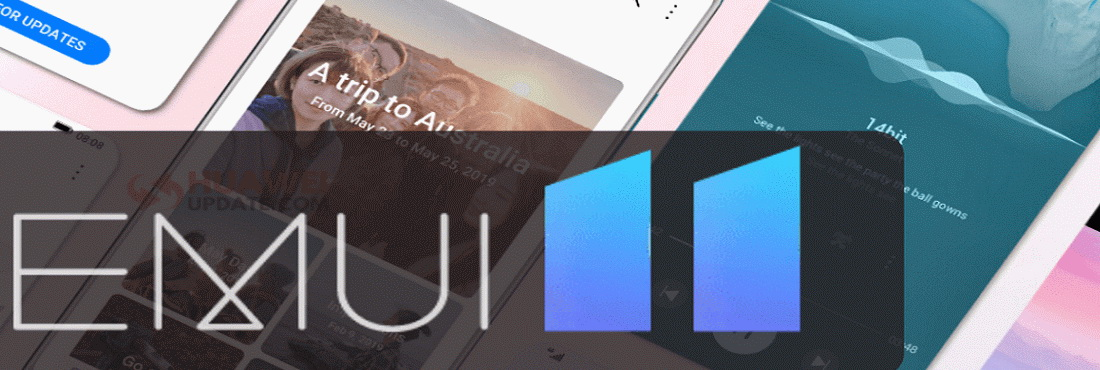 Huawei Mate 40 EMUI 11 updates