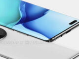 Huawei Mate 40 series official photo