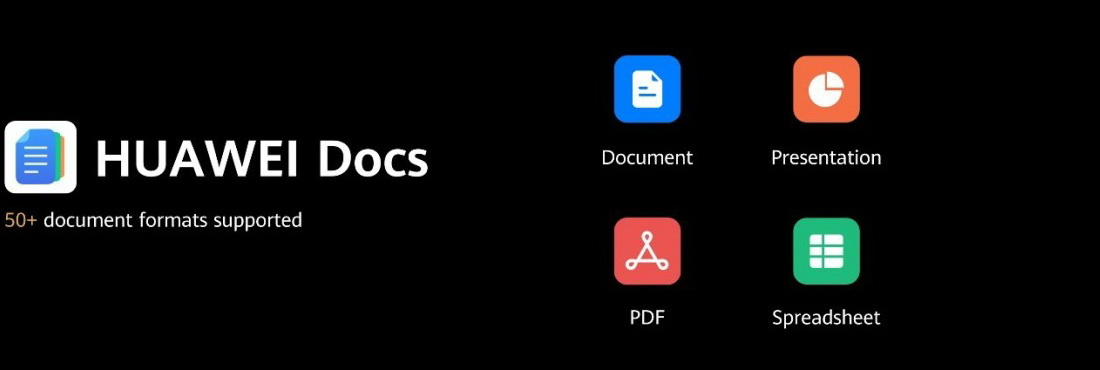 Huawei Docs is coming, Microsoft Office and Google Docs are coming Rivals.