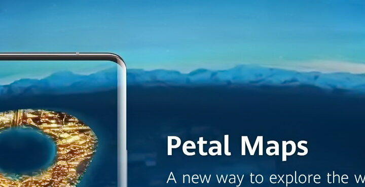 Huawei Petal Maps feature and download