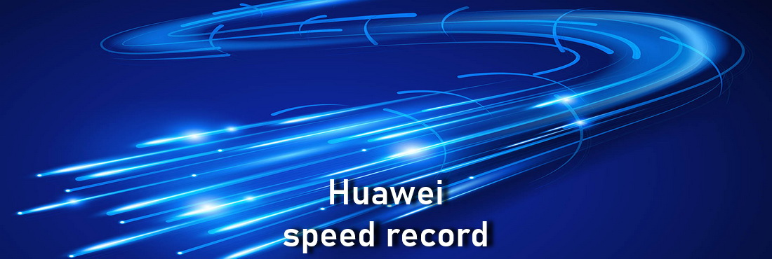Huawei broke a record in signal transmission speed 220 GBaud