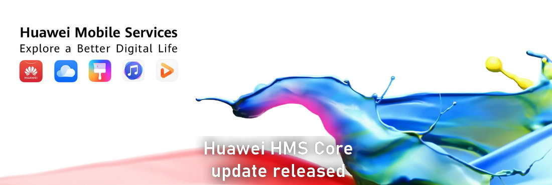Huawei HMS Core 5.0.5.300 update released