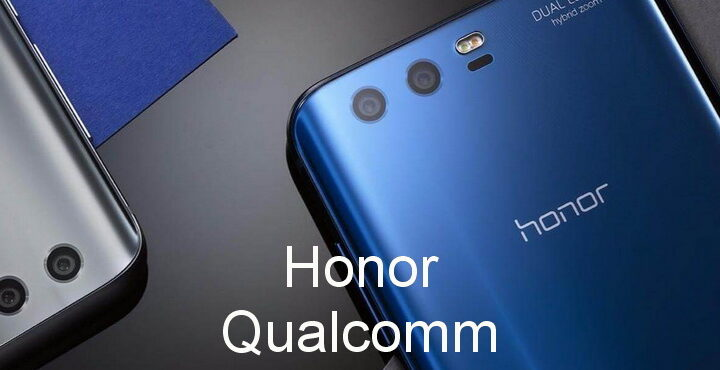 Honor talks to Qualcomm