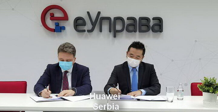 Huawei Signed Agreement with Serbia