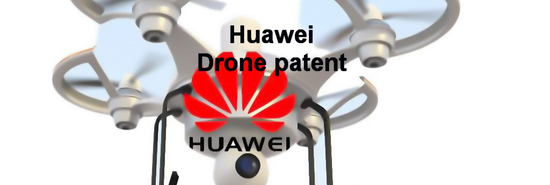 Huawei drone patent applications
