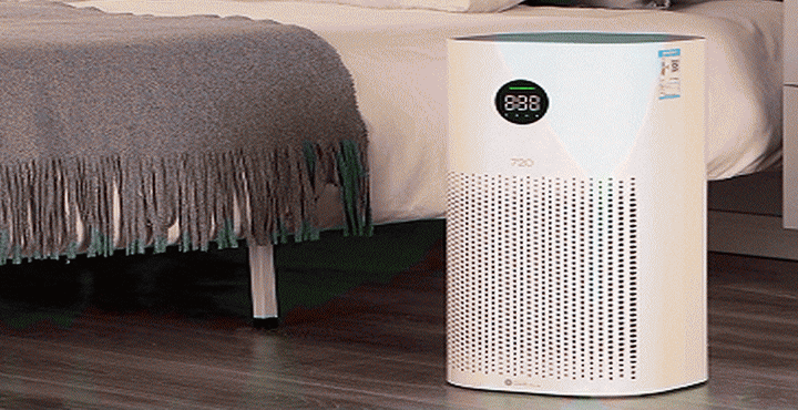 Huawei air purifier Smart Selection 720