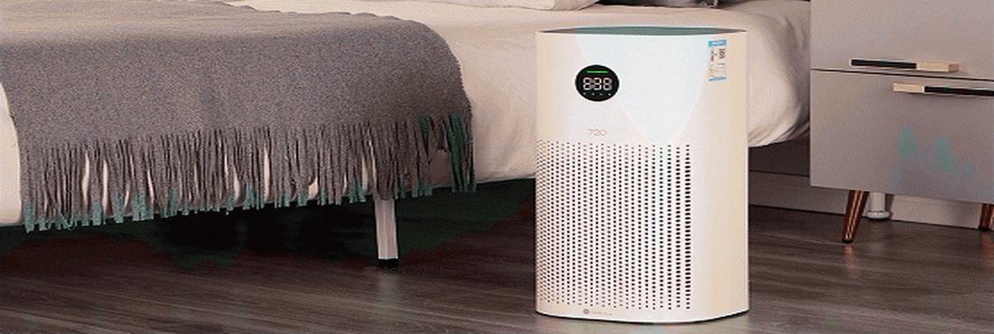 Huawei air purifier Smart Selection 720