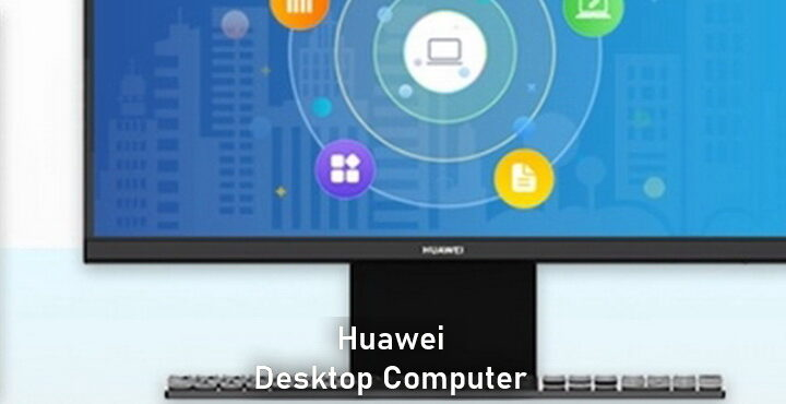 Huawei announced the 24-core Qingyun W510 desktop computer