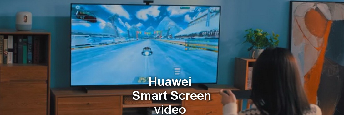 Huawei Smart Screen S 55″ 60Hz, S 55″, S 75″, S Pro 65″ and S Pro 75″ video introduction