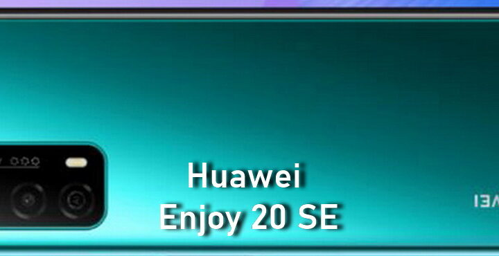 Huawei Enjoy 20 SE, what is its price and features