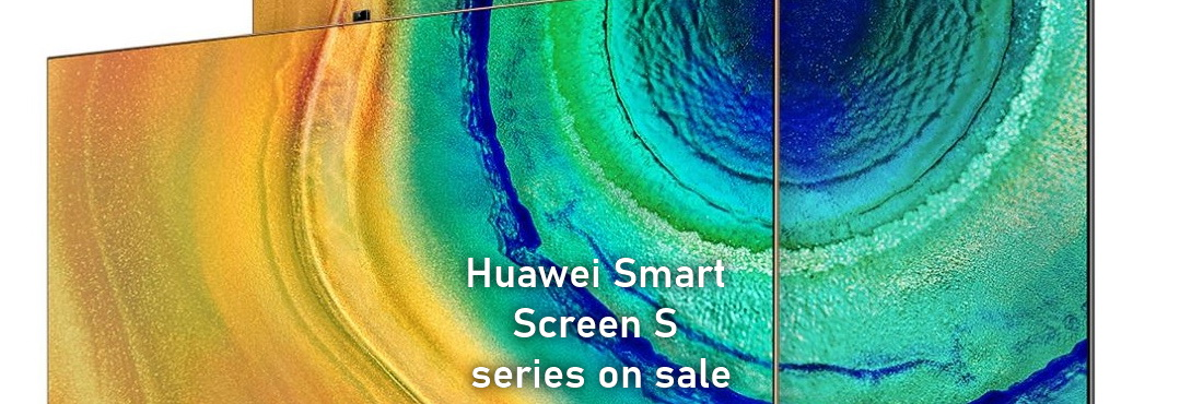 Huawei Smart Screen S series officially on sale