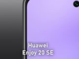 Huawei Enjoy 20 SE starts pre-sale, price $ 200 – € 164 – 1299 yuan