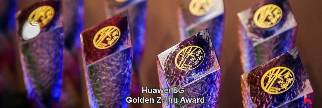 Huawei's 5G Core Solution Wins Golden Zizhu Award