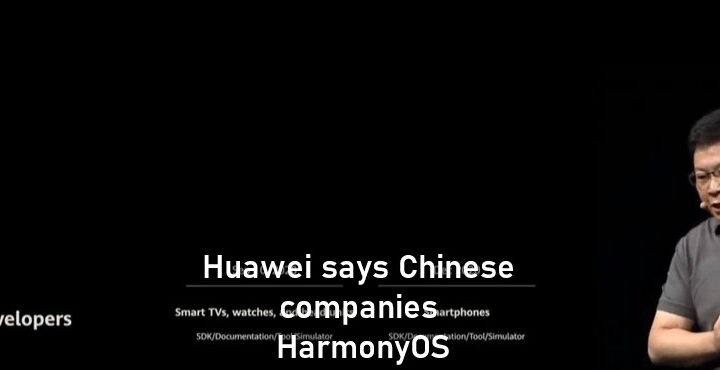 Huawei says Chinese companies can use HarmonyOS against the US Embargo