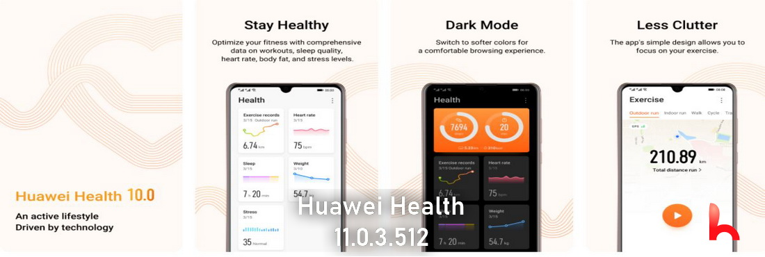 Huawei Health 11.0.3.512 version update released