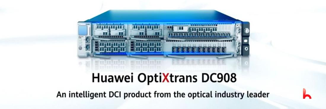 Huawei OptiXtrans DC908 again named DCI leader by GlobalData