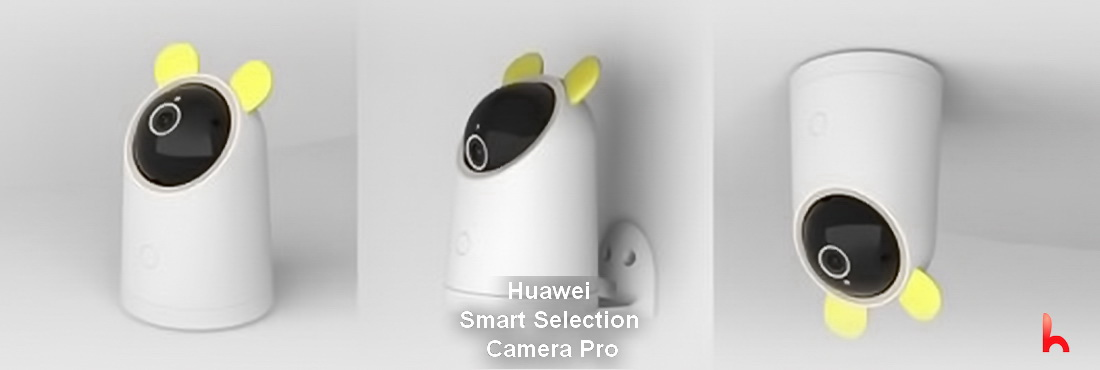 Huawei Smart Selection Camera Pro, the first camera running Harmony OS, went on sale.