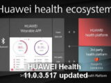 Huawei Health updated, download version 11.0.3.517