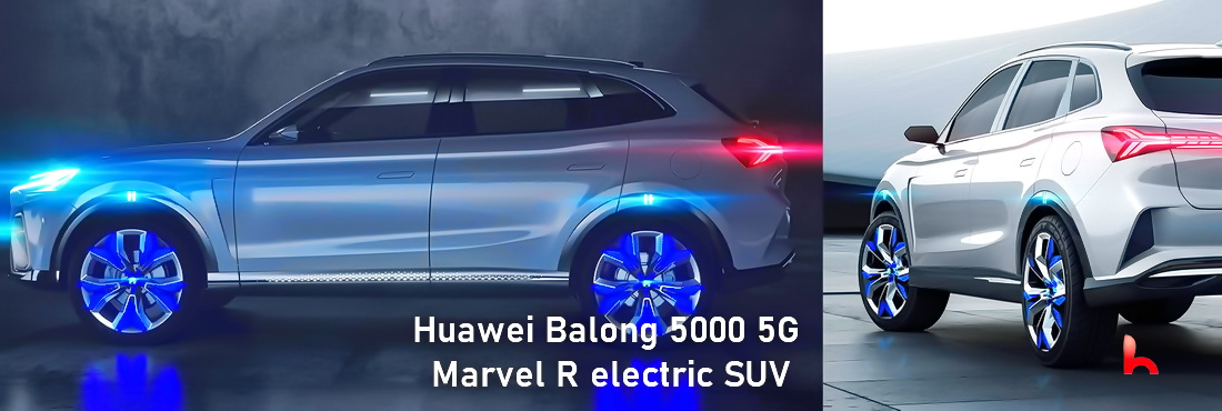 Huawei Balong 5000 5G chip may arrive with Marvel R electric SUV