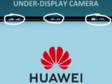 Huawei under-display camera patent application