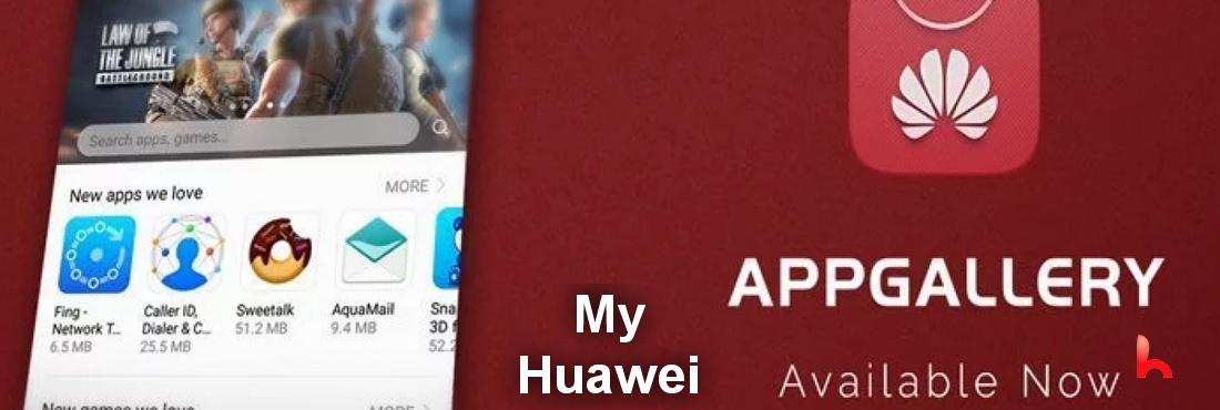 Huawei Announces 'My Huawei' App