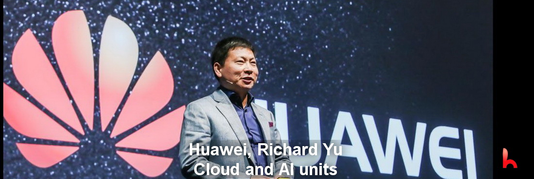Richard Yu will head Huawei Cloud and AI units